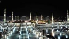 مسجد نبوی میں نماز کے لیے عوام کے داخلے پر پابندی جاری رہے گی
