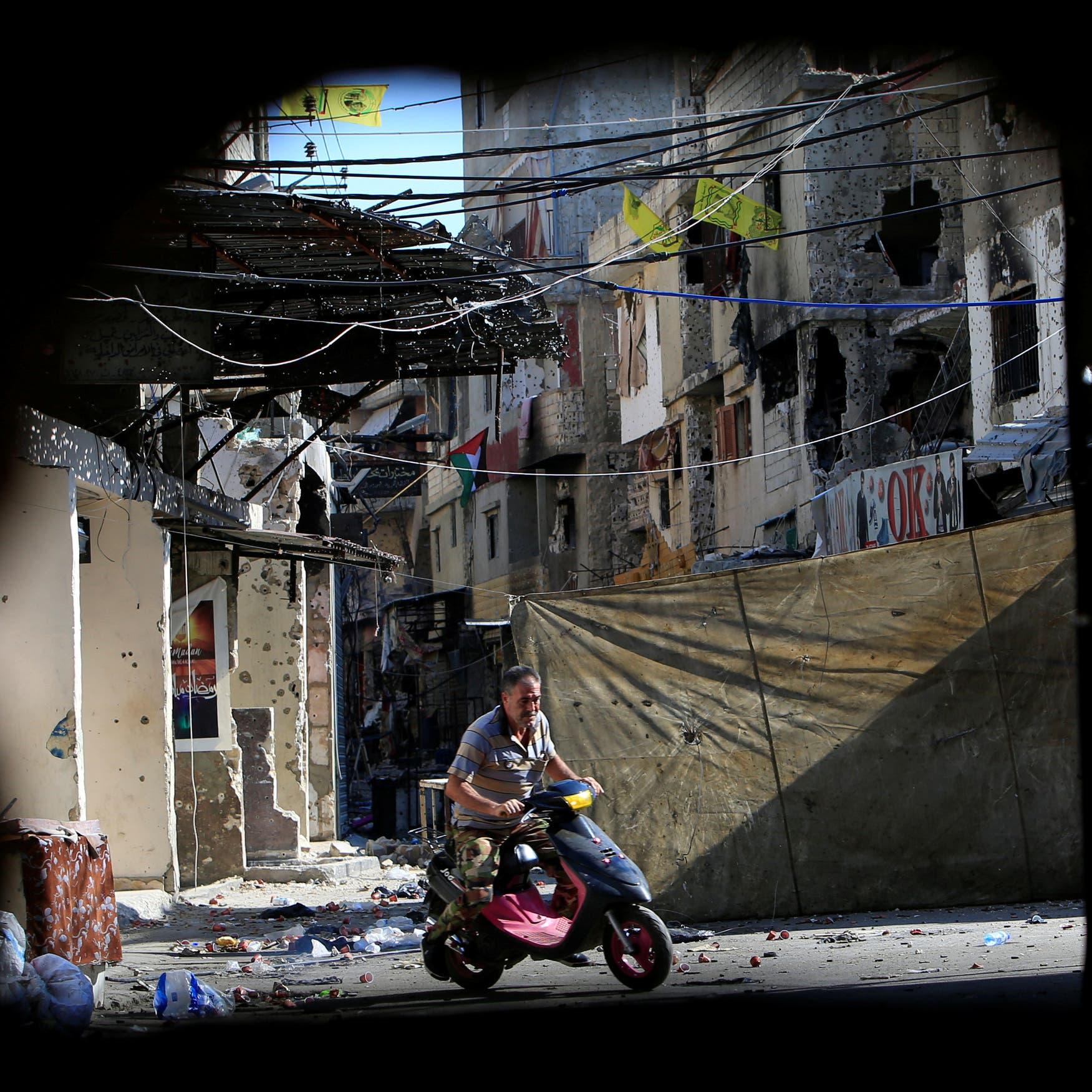 يوم غضب في مخيمات لبنان..