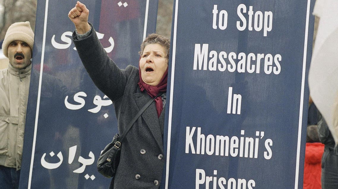 Amnesty International said that prisoners at Raja'i Shahr prison were transferred to an area where conditions are suffocating. (AP)