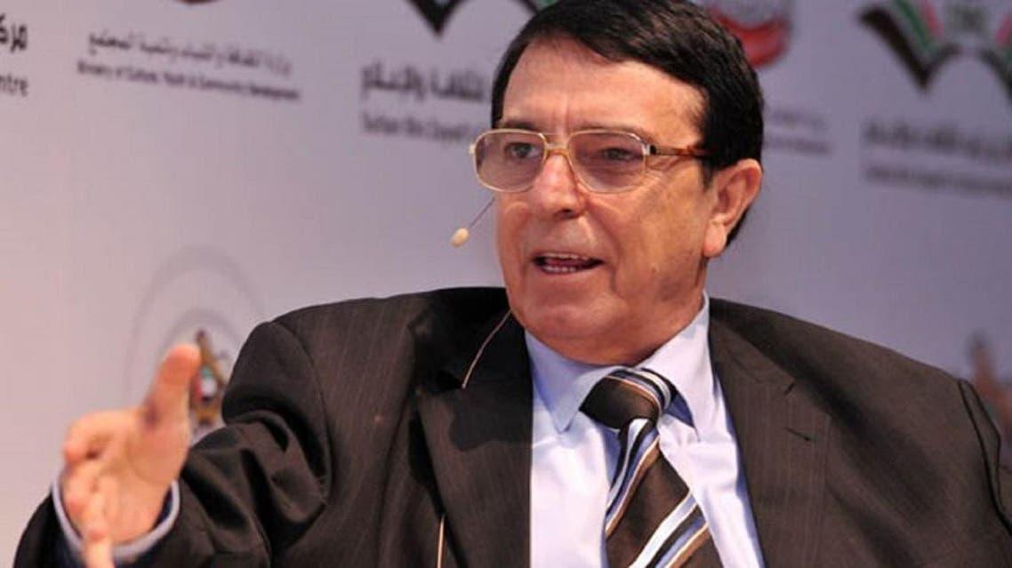 Riyad Na'asan Agha, spokesman for the Syrian High Negotiations Committee (HNC). (Supplied)