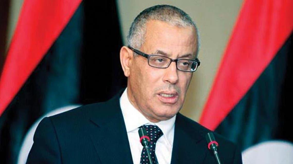 رئيس وزراء ليبيا السابق علي زيدان 3