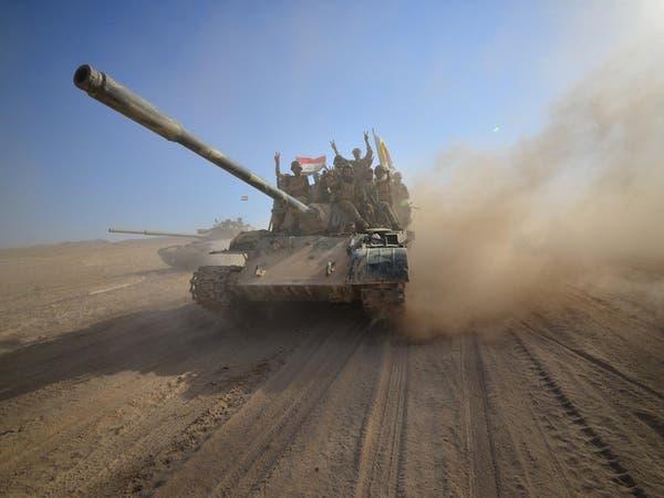 القوات العراقية تطرد داعش من مناطق جديدة في القائم