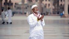 زائرین مسجد نبوی روحانی فیوض وبرکات سے سرشار
