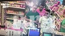 WATCH: CCTV footage shows suspected Barcelona attackers at petrol station