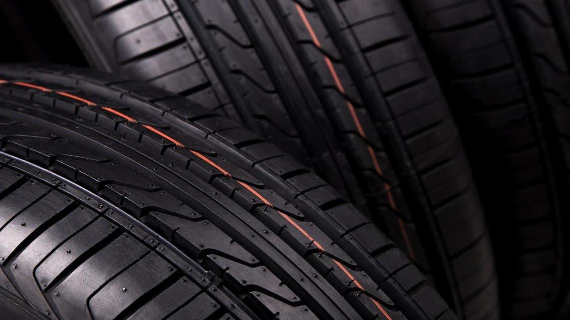 Shutterstock - tyres
