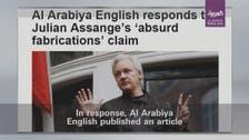 Doha exploiting 'misguided' Assange tweet about Al Arabiya