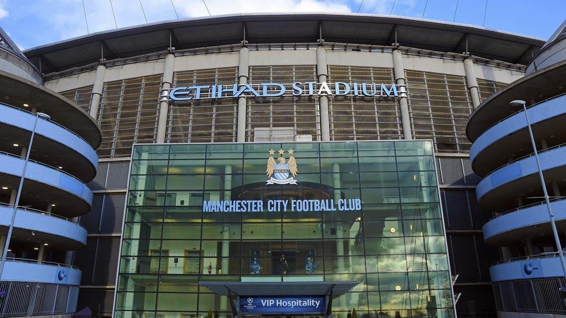etihad stadium shutterstock manchester city