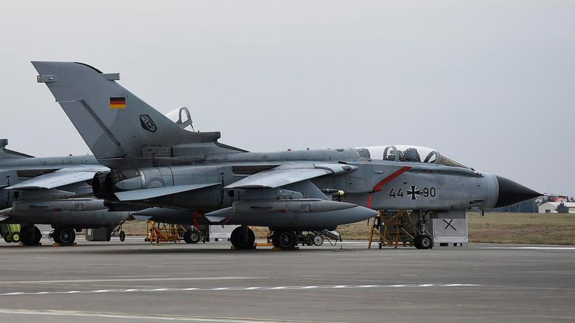 German airforce Incirlik AFP