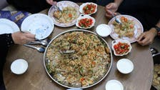 PHOTOS: Palestinians share appetite for traditional food
