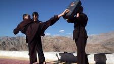 Kung Fu nuns strike back at rising attacks on women in India