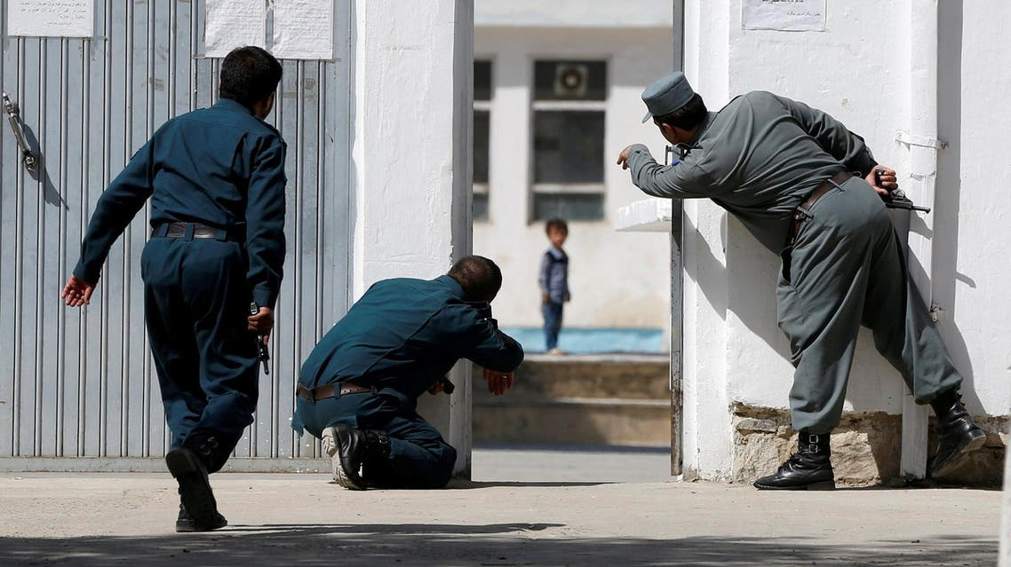 afghan mosque attack Reuters