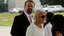 Gorka, a Trump adviser and Bannon ally, is out: White House