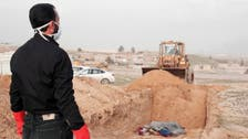 Iraqi military finds grave sites of ISIS victims