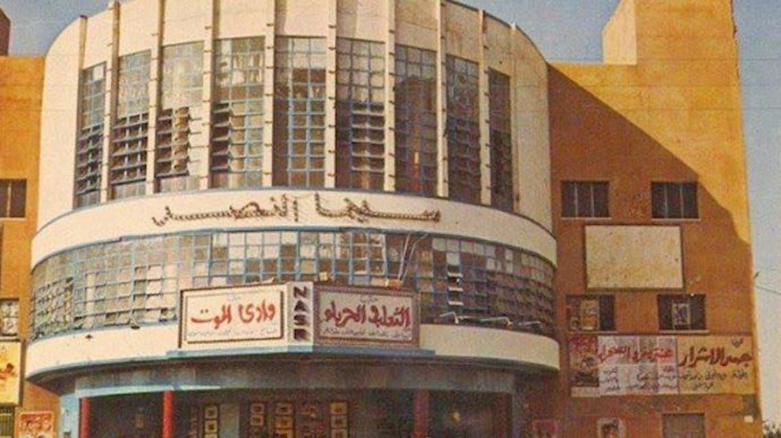 سينما غزة