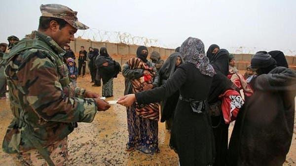 من الحدود السورية الأردنية