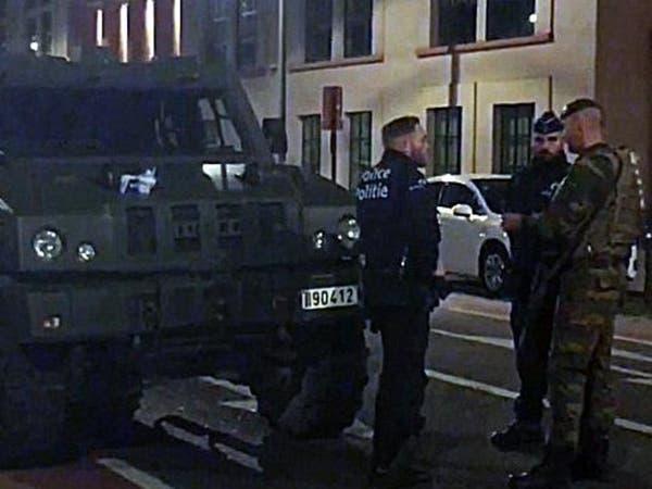 هجوم إرهابي في بروكسيل.. ومقتل حامل سكين هاجم جنوداً