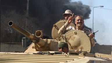 القوات العراقية تسيطر على 95% من قضاء تلعفر