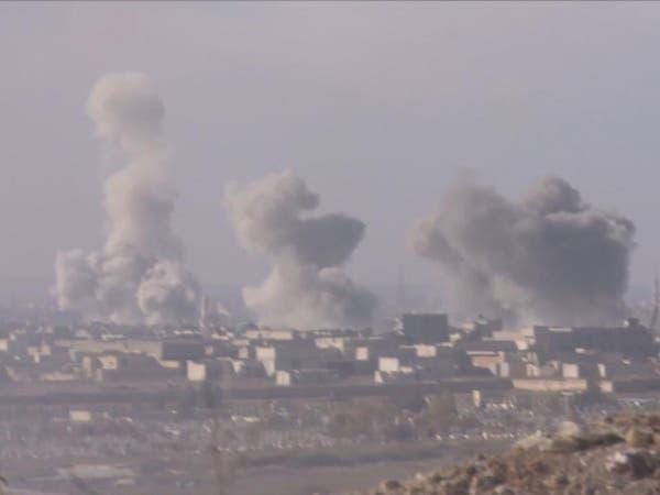 سوريا.. 69 قتيلاً بضربات جوية قرب نهر الفرات