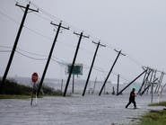 """إعصار هارفي.. سقوط قتيلين ومخاوف من فيضانات """"كارثية"""""""