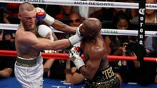 Floyd Mayweather finishes off Conor McGregor in 10th round