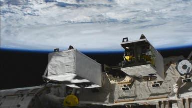 """فيديو مذهل للإعصار """"هارفي"""" كما ظهر من الفضاء"""