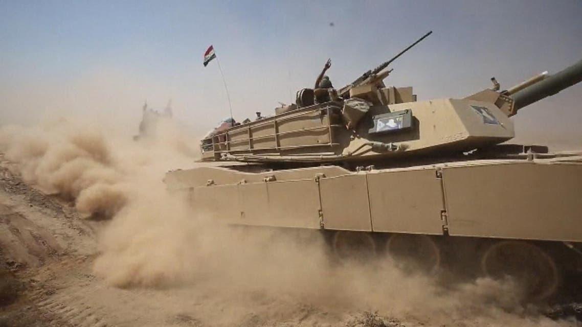 THUMBNAIL_ القوات العراقية تقترب من إنهاء معركة تلعفر