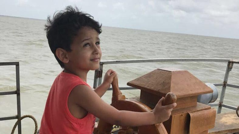Photos Updates On Saudi Child Who Drowned In Swimming Pool In India Al Arabiya English