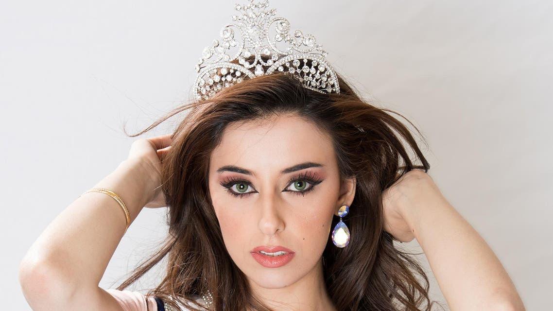 بيان طالب ملكة جمال العرب