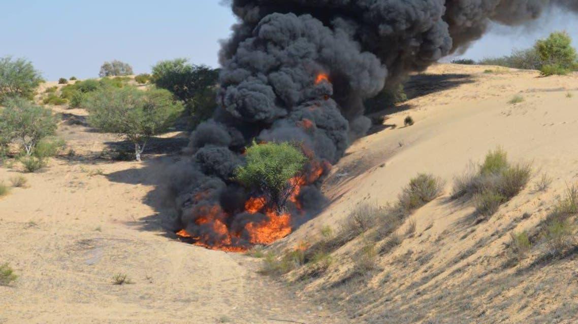 سيناء الجيش المصري القوات المصرية الارهاب داعش