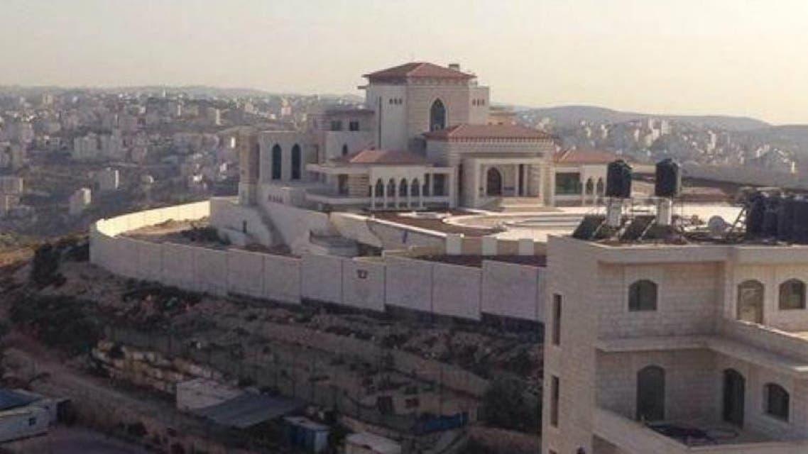 قصر الضيافة في رام الله