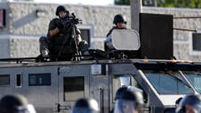 Trump gives greenlight for US police to use military gear