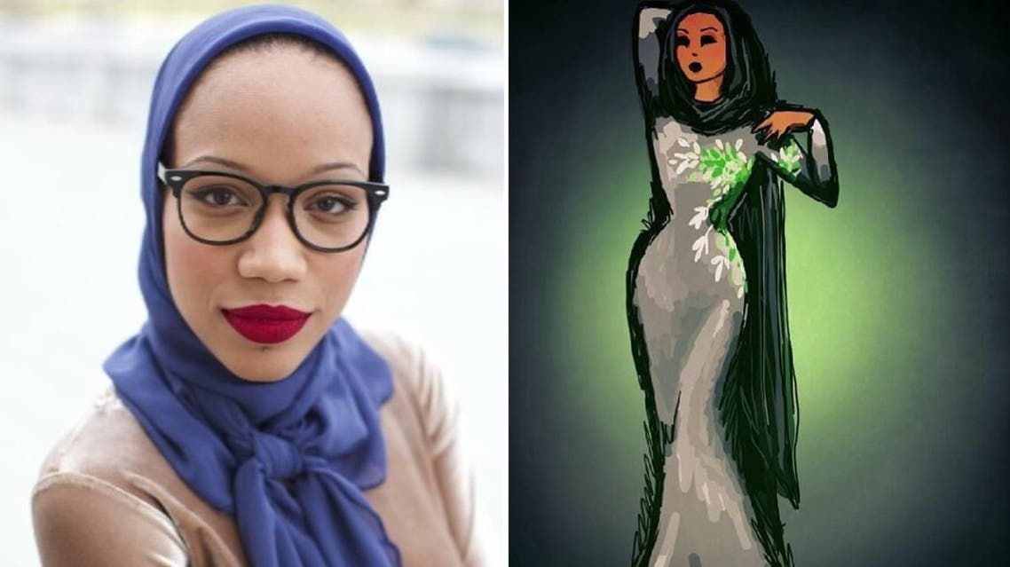 Ayana Ife says since appearing on the show, she has received feedback on social media from many Muslim women. (Instagram)