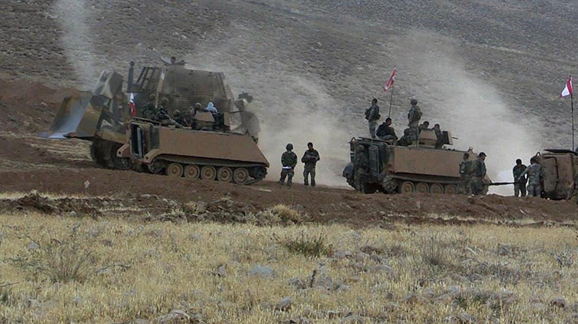 lebanese syrian border (AP)