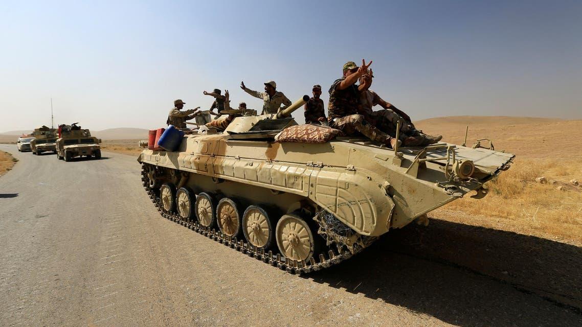 الجيش العراقي تلعفر