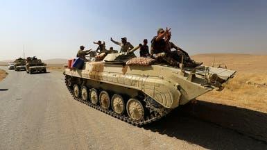 بعد استعادة راوة.. الجيش العراقي يلاحق داعش في الصحراء