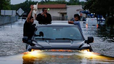 """ترمب يعلن الطوارئ بلويزيانا استعداداً للإعصار """"هارفي"""""""