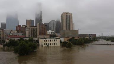 ترمب: التعافي من الإعصار هارفي سيكون باهظا