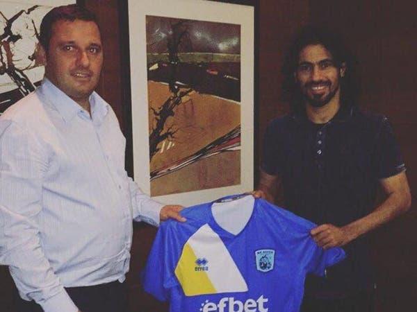 حسين عبدالغني يكمل مسيرته مع فيرييا البلغاري