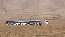 التحالف الدولي يؤكد منع قافلة داعش من التقدم لدير الزور