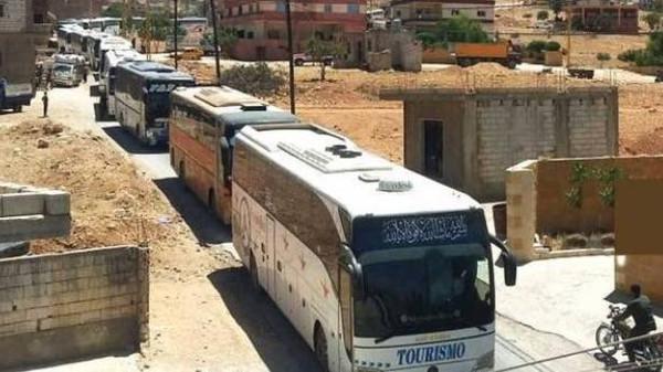 شامی اپوزیشن کے انخلاء کے بعد قلمون کے مختلف علاقوں پر داعش کا قبضہ
