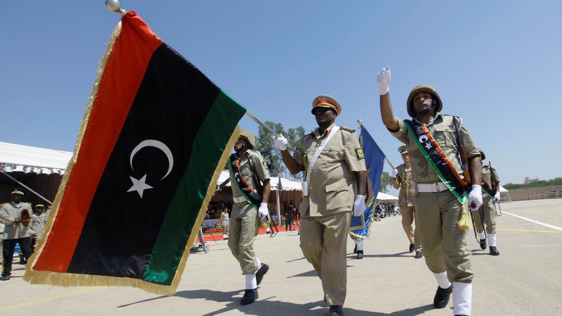 الحرس الرئاسي الليبي