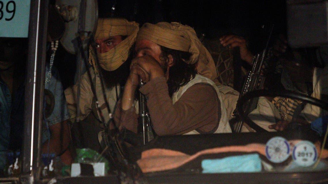 داعش يغادر القلمون الغربي