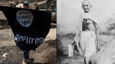 From Gandhi to ISIS, political branding is all about transcending the obvious