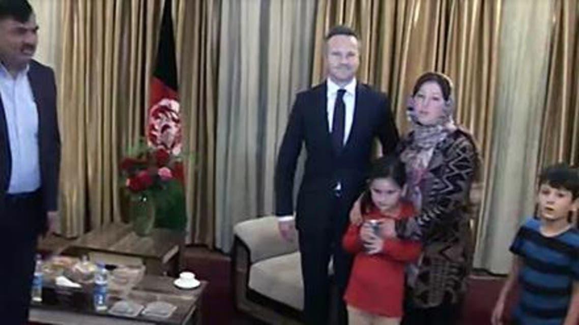 امنیت ملی افغانستان یک کودک را از چنگ آدرمربایان آزاد کرد