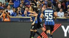 Monaco sign striker Jovetic from Inter Milan