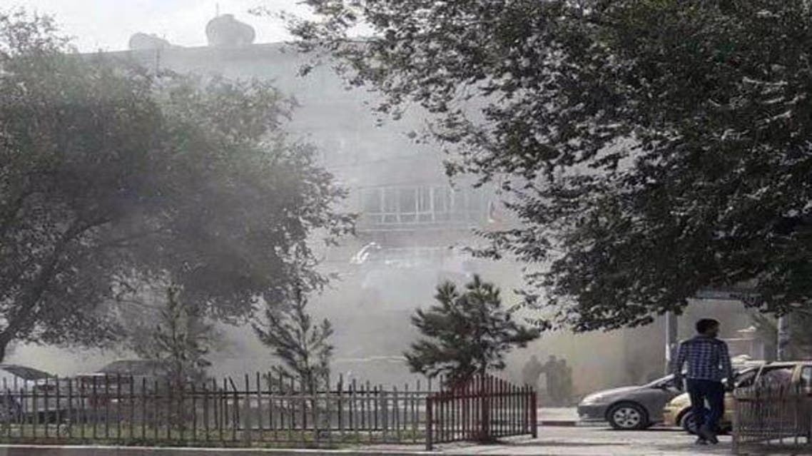 """نفجار در """"چهارراهی مسعود"""" کابل"""