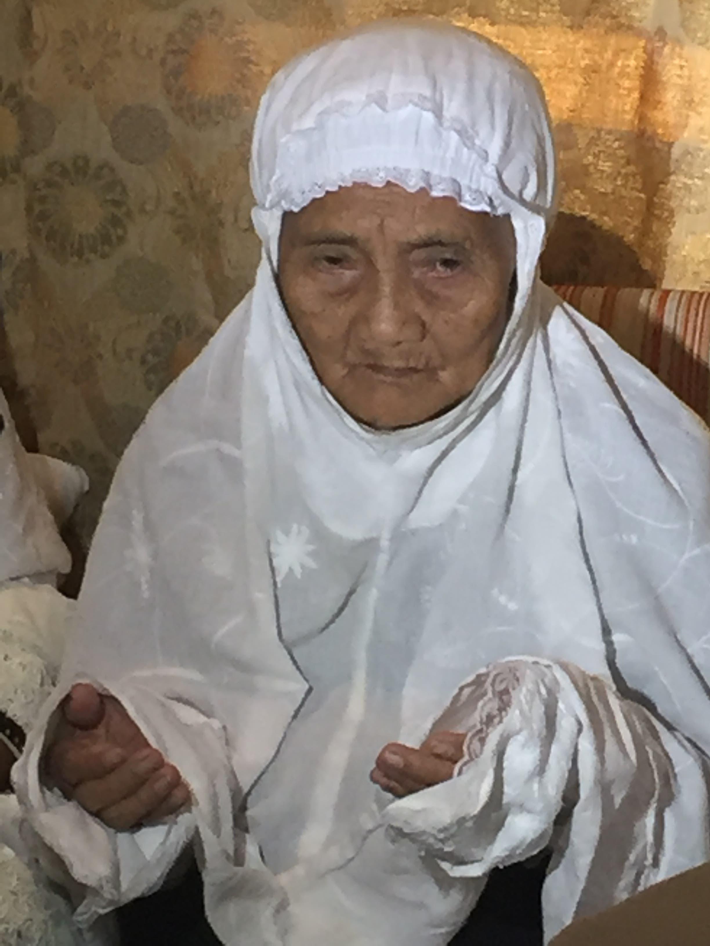 elderly hajj