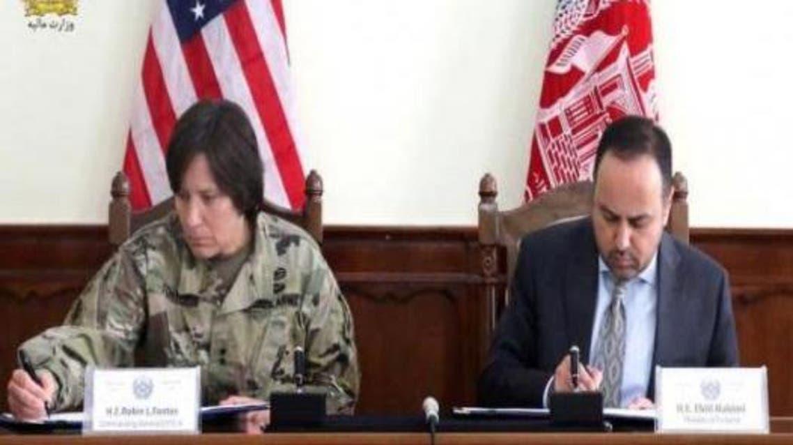 کمکهای امریکا به نیروهای افغانستان از سوی اداره سیستکا کنترل میشود