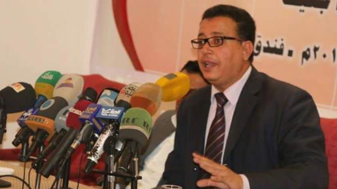 محمد مهدي المسوري