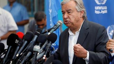 الأمم المتحدة تطالب نظام الأسد بحماية مدنيي الغوطة